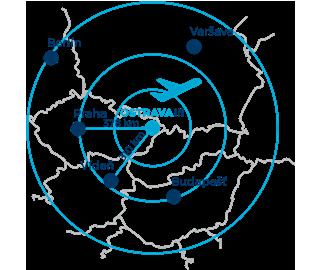 ikona projektu Propojit město uvnitř i se světem