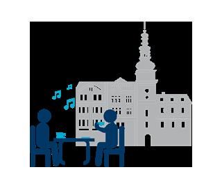 ikona projektu Oživit historické centrum města