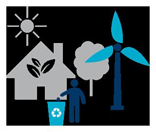ikona projektu Přiblížit město přírodě