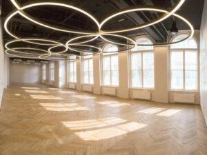 Slavnostní sál je vyžíván k pořádání koncertů, výstav a jiných společenských setkání.