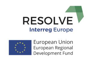 resolve projekt logo
