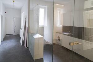Visiting artists' accommodation