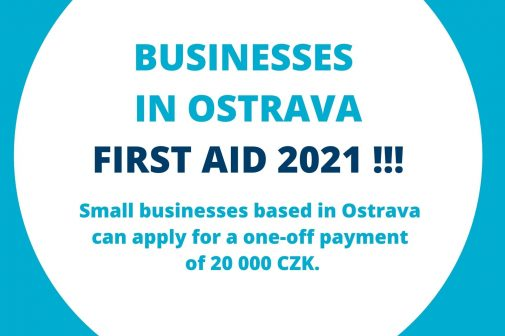first aid for businesses in Ostrava 2021